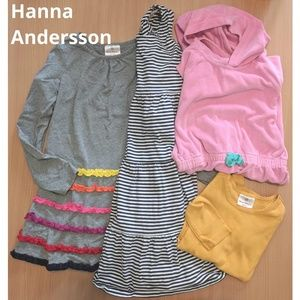 Hanna Andersson Dresses - Hanna Andersson 130 Lot / Bundle